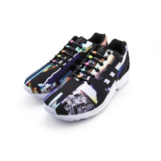 Multi Colour Lacing System