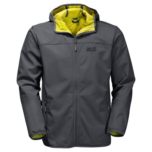 Jack Wolfskin Mens Northern Point Softshell Jacket