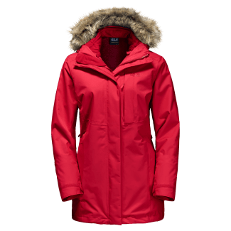 Womens Arctic Ocean Jacket