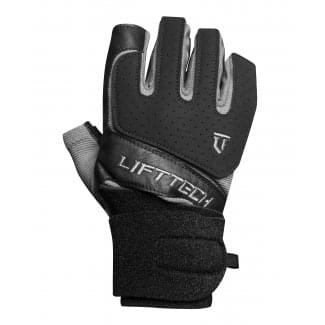 Mens Klutch Wrist Wrap Gloves