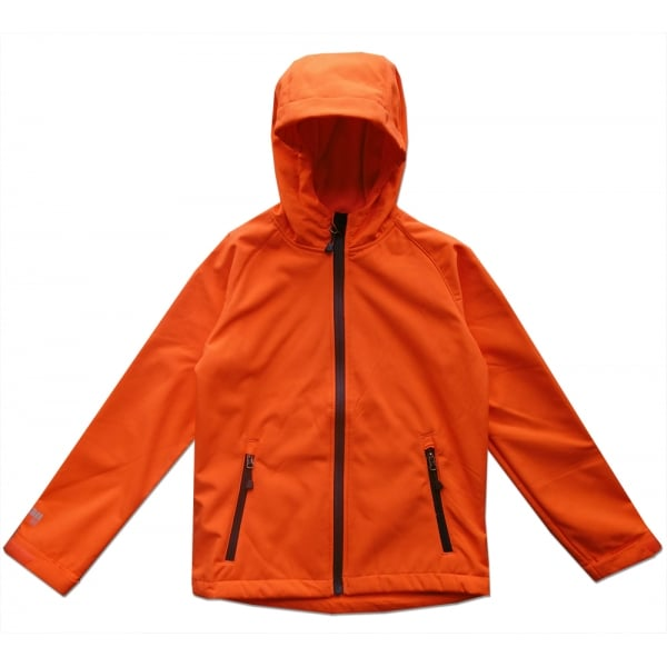 McKinley Billy Boy's Hooded Softshell