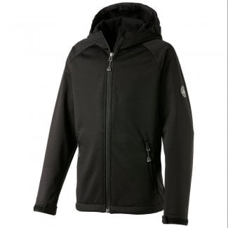 Billy II Kids Hooded Softshell Jacket