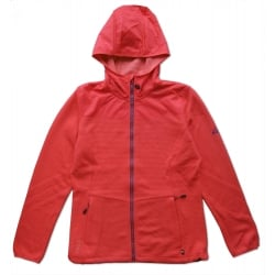 Elin Womens Hooded Fleece