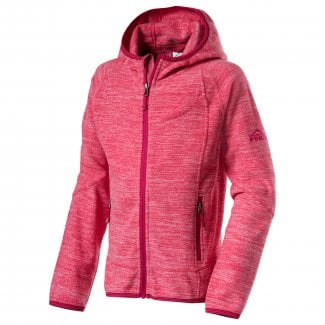 Girls Choco III Hooded Fleece