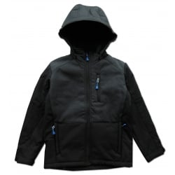 Lulu Boys Hooded Softshell