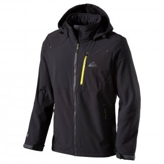 Mens Tura II Softshell Jacket