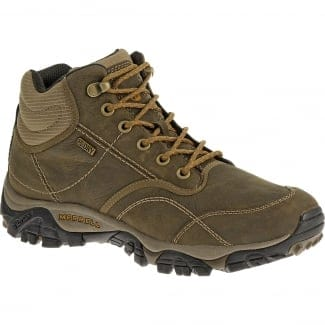Mens Moab Rover Mid Waterproof
