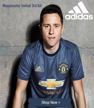 adidas Manchester United Third Kit