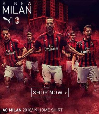 Puma AC Milan Home Kit 2018/19