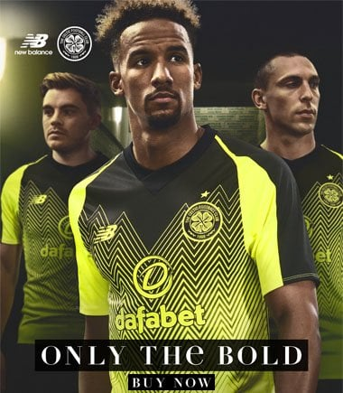 New Balance Celtic 3rd 2018/2019 Kit