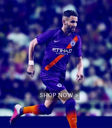 Nike Man City 3rd Kit 2018/2019