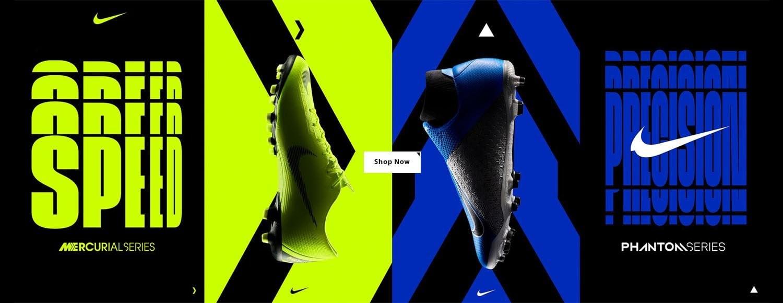 Nike Phantom Vision + Mercurial