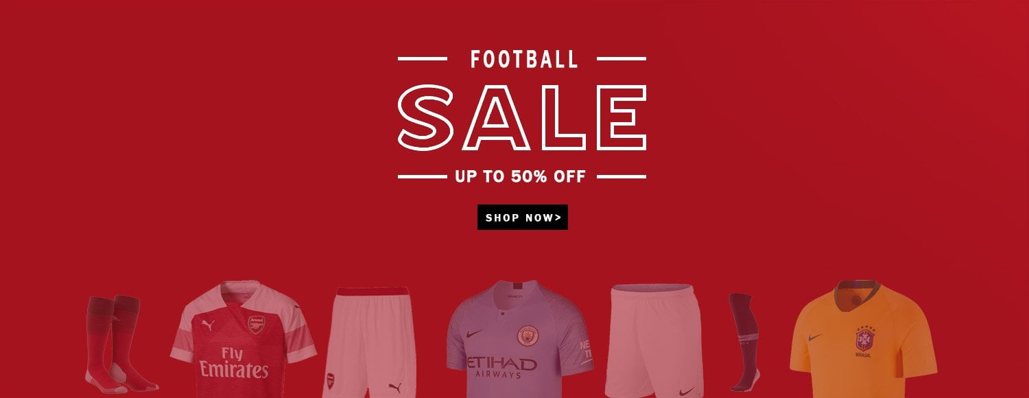 Football Clearance Sale