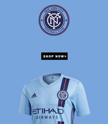 NYC FC Jersey