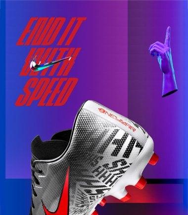 Nike Neymar Jr. range