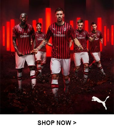 Puma AC Milan Home Kit 2019/2020