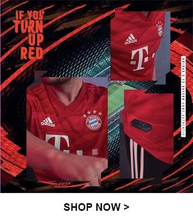 adidas Bayern Munich Home Kit 2019/2020
