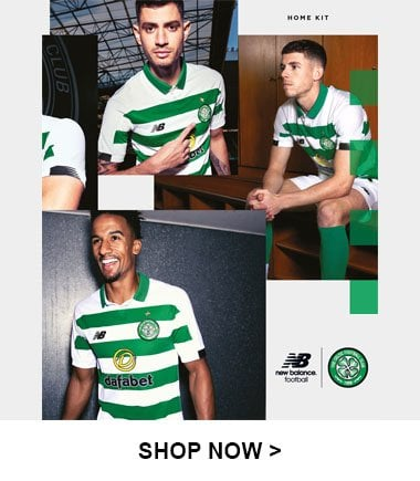 New Balance Celtic Home Kit 2019/2020