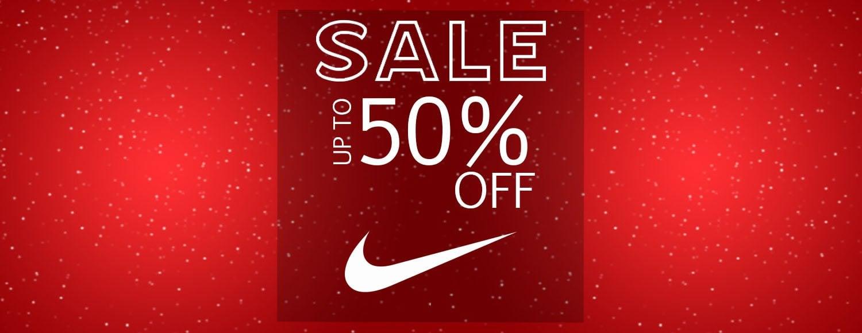 Nike Sale Banner