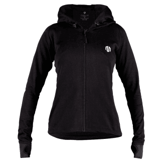 Womens Comfy Performance Hooded Sweat