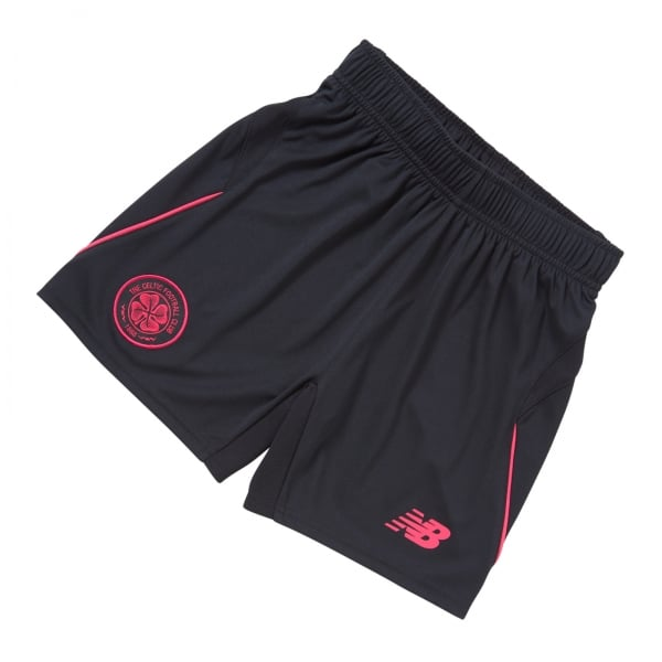 New Balance Celtic 3rd Junior Short 2016/2017