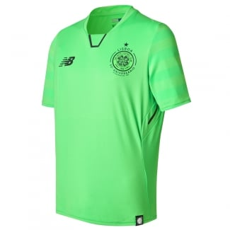 Celtic 3rd Junior Short Sleeve Jersey 2017/2018