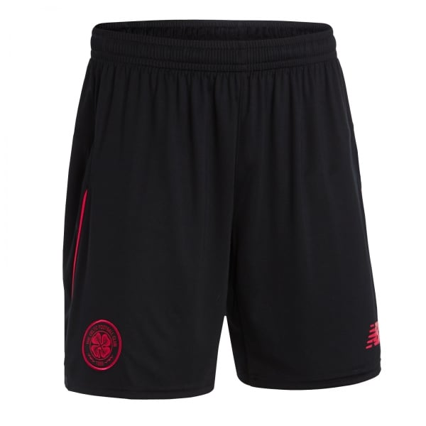 New Balance Celtic 3rd Mens Short 2016/2017