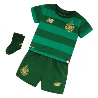 Celtic Away Baby Kit 2017/2018