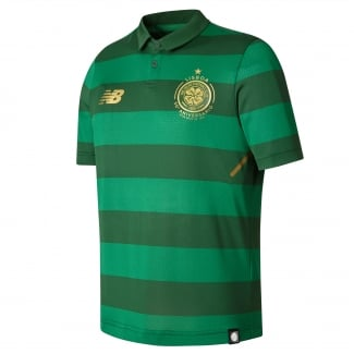 Celtic Away Junior Short Sleeve Jersey 2017/2018