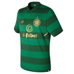 Celtic Away Mens Short Sleeve Elite Jersey 2017/2018