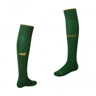 Celtic Away Mens Sock 2017/2018