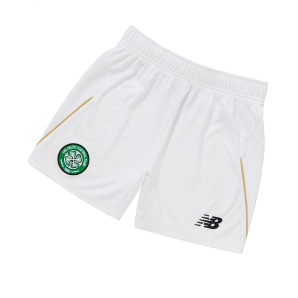 New Balance Celtic Home Junior Short 2016/2017