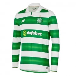 Celtic Home Mens Long Sleeve Jersey 2016/2017