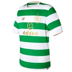Celtic Home Mens Short Sleeve Elite Jersey 2017/2018