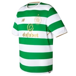 Celtic Home Mens Short Sleeve Jersey 2017/2018