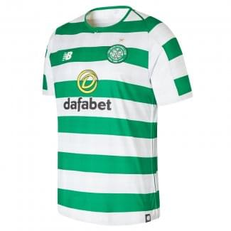 Celtic Home Mens Short Sleeve Jersey 2018/2019