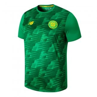 Celtic Junior Off Pitch T-Shirt