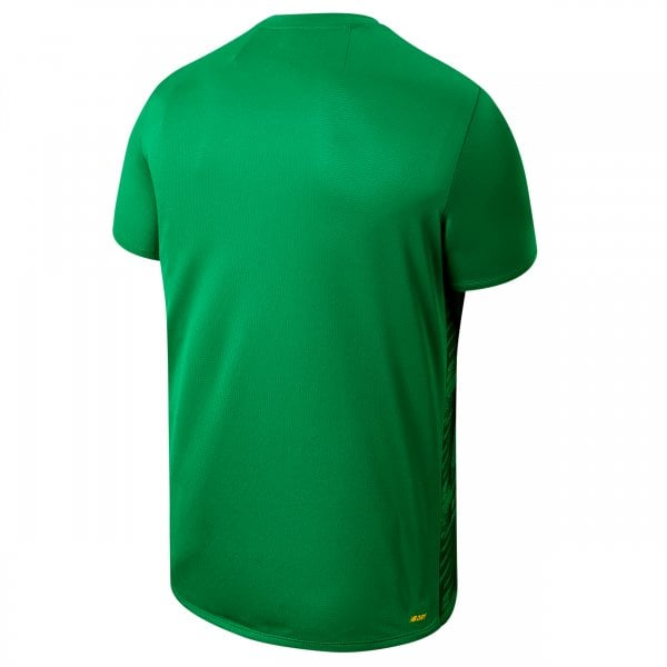New Balance Celtic Mens Off Pitch Lightweight T-Shirt
