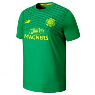 Celtic Mens Pre Game Jersey 2019/2020