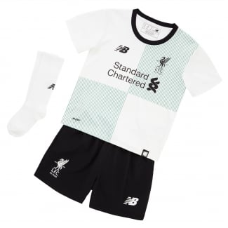 Liverpool Away Infant Kit 2017/2018