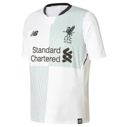 Liverpool Away Junior Short Sleeve Jersey 2017/2018