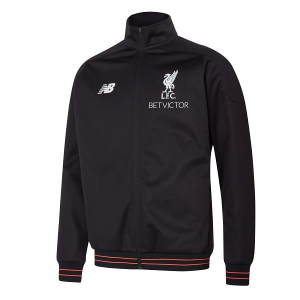 New Balance Liverpool Elite Training Mens Walk Out Jacket