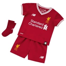 Liverpool Home Baby Kit 2017/2018