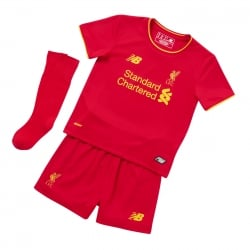 Liverpool Home Infant Kit 2016/2017