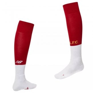 Liverpool Home Junior Sock 2019/2020