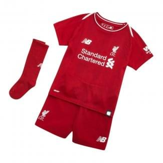 Liverpool Home Mini Kit 2018/2019