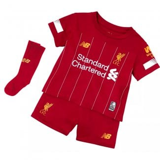 Liverpool Home Mini Kit 2019/2020