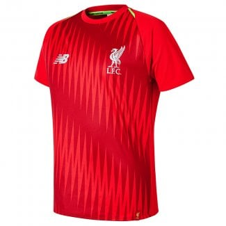 Liverpool Junior Training Jersey