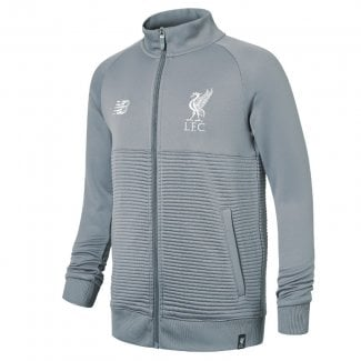 Liverpool Junior Training Walk Out Jacket