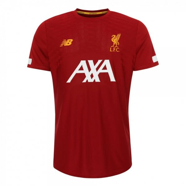 New Balance Liverpool Mens Pre Game Jersey 2019/2020